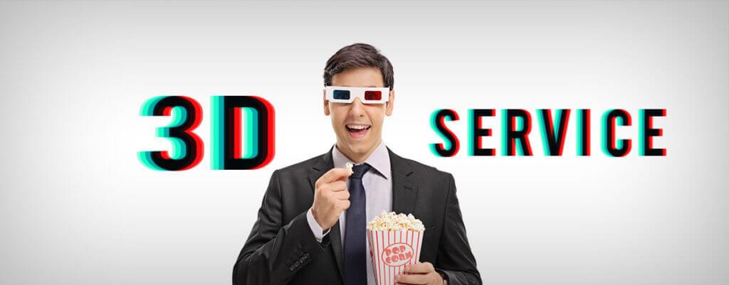 3d Service Image