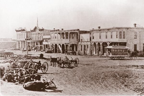 History of Albuquerque
