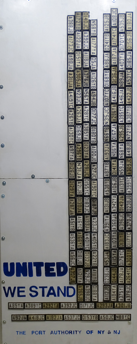 Nelson Gallardo - Twin Towers Art