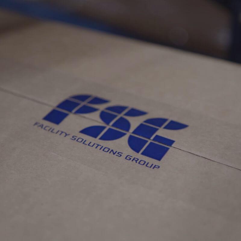 FSG TAPE ON BOX