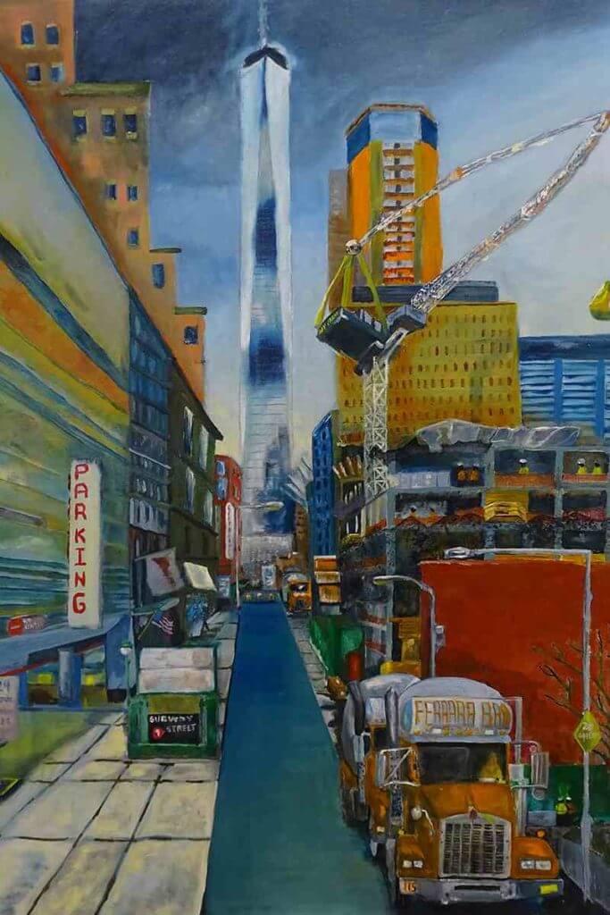 Nelson Gallardo Art Exhibit - 370