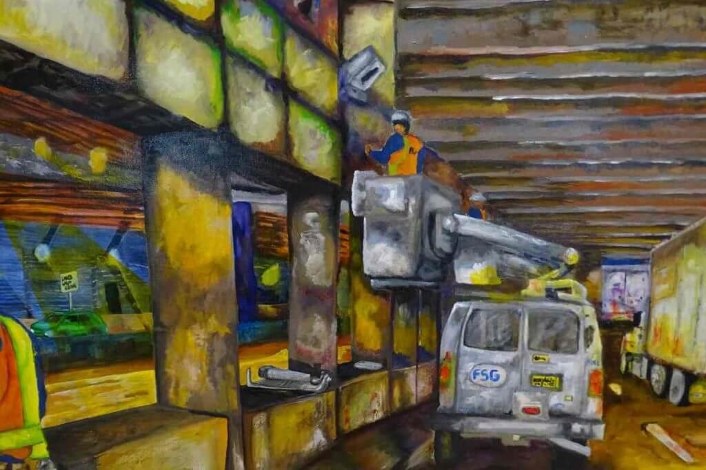 Nelson Gallardo Art 374