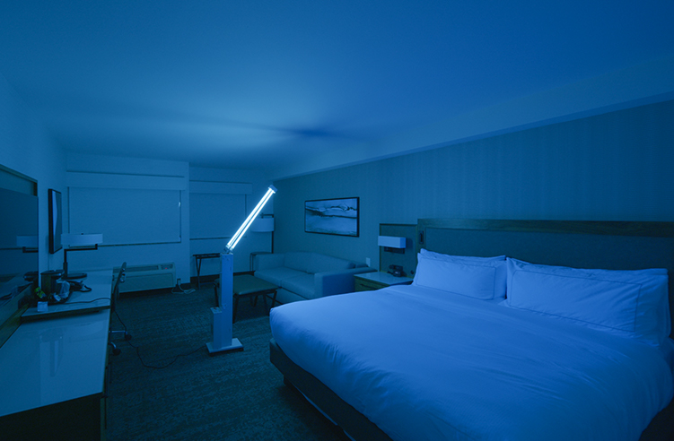 UV HOTEL LIGHTING
