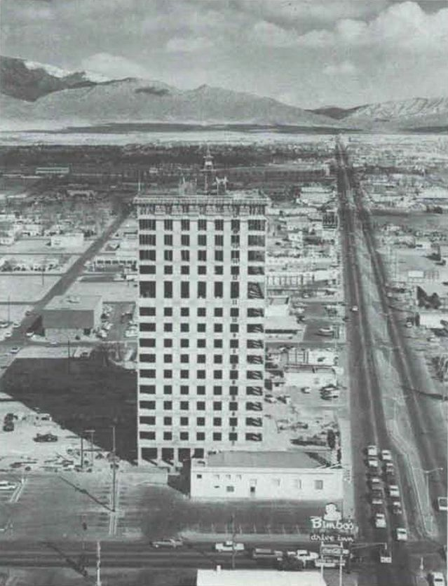 First National Bank Tower Albuquerque