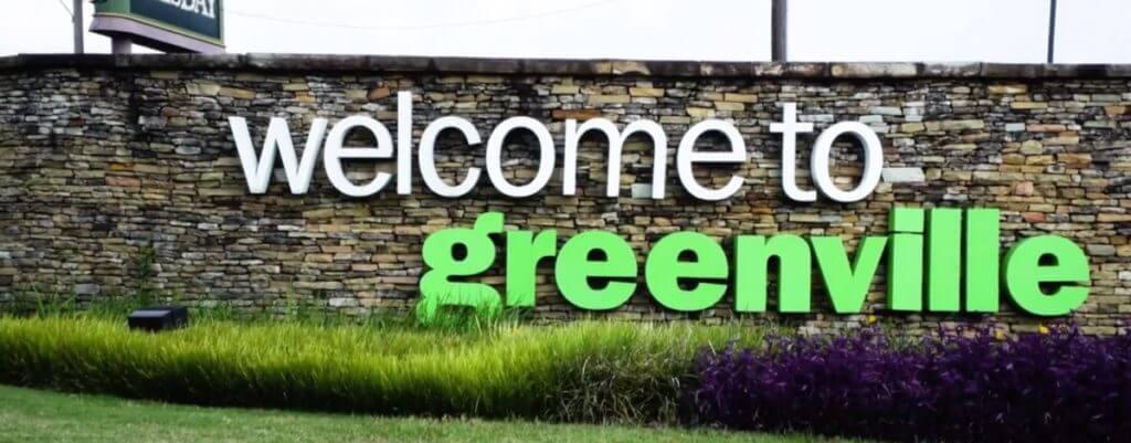 Greenville Smart Cities