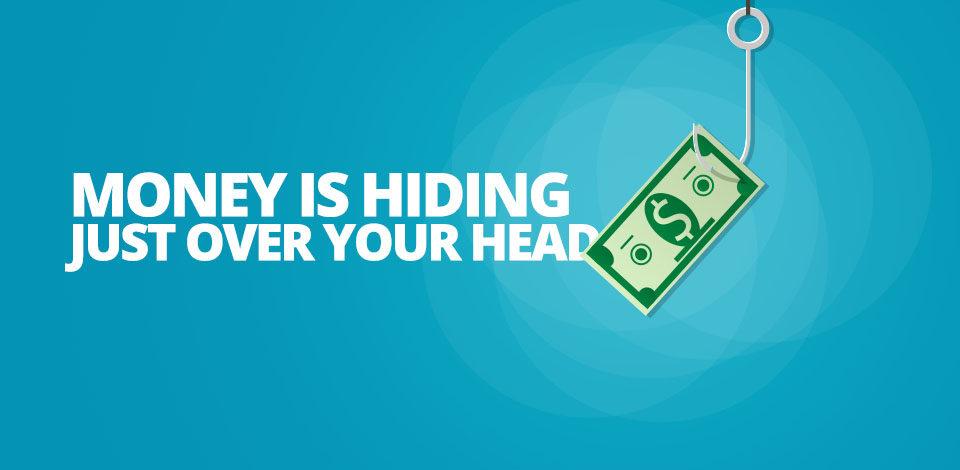 Hiding Money Image
