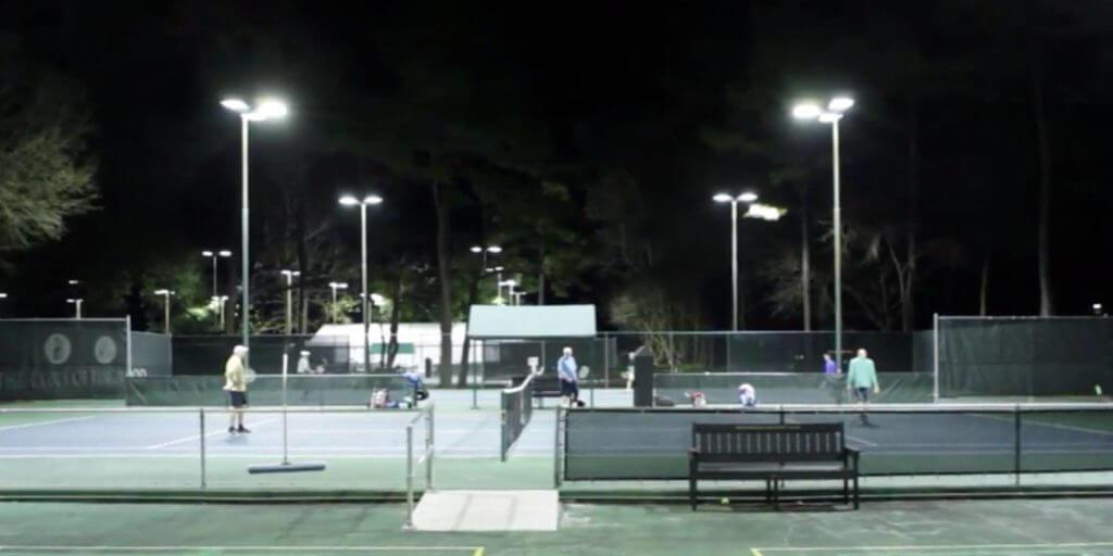 Kingwood tennis courts