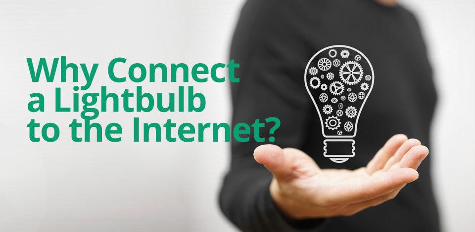Lightbulb Internet Image