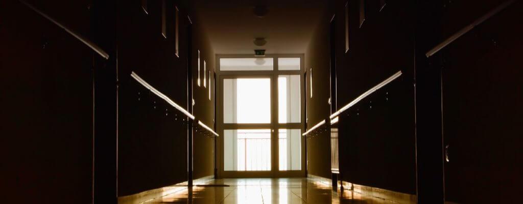 Dark nursing home