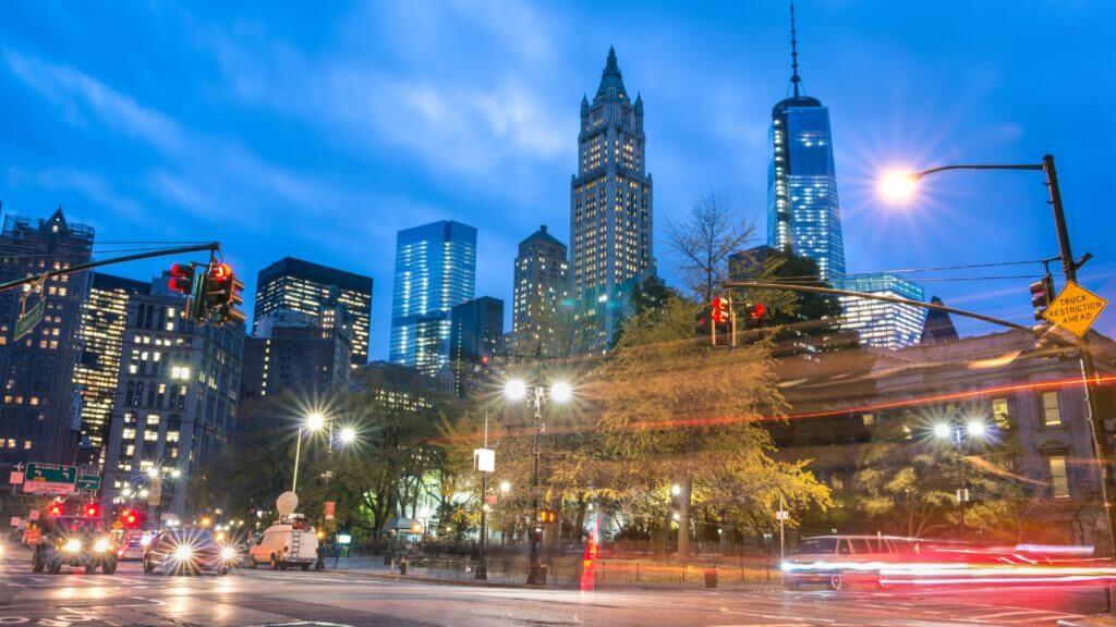 NY Street Lights