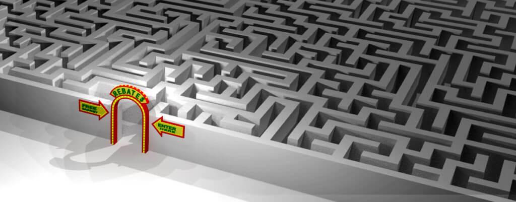 Free Money Maze Image