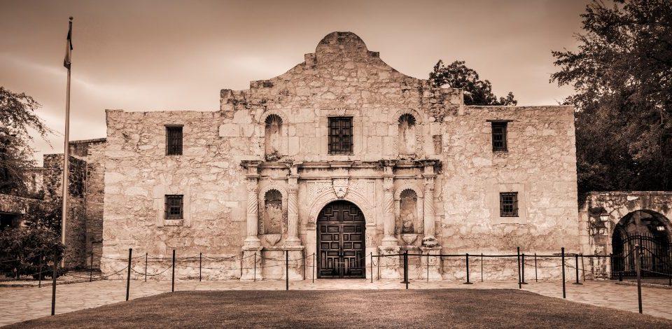 San Antonio alamo header image