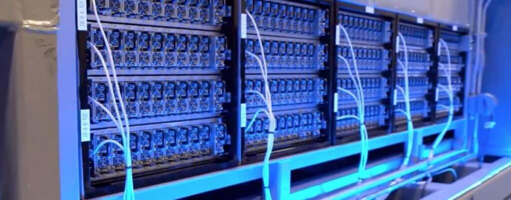 tmg core datacenters