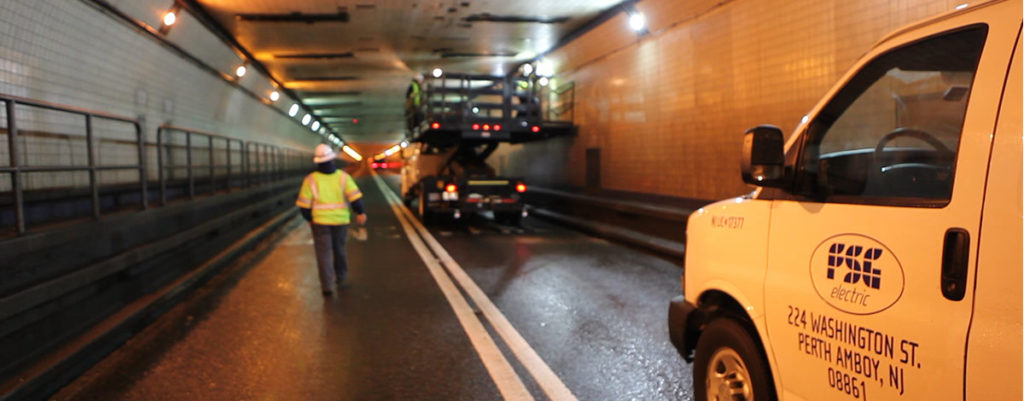 Lincoln Tunnel Image