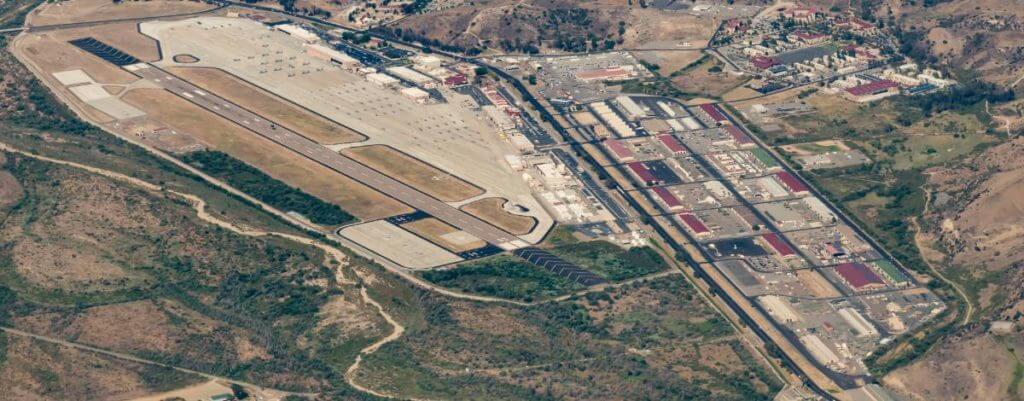 U.S. Military Base