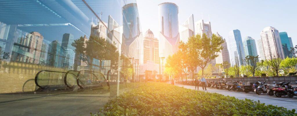 Eco Friendly buildings