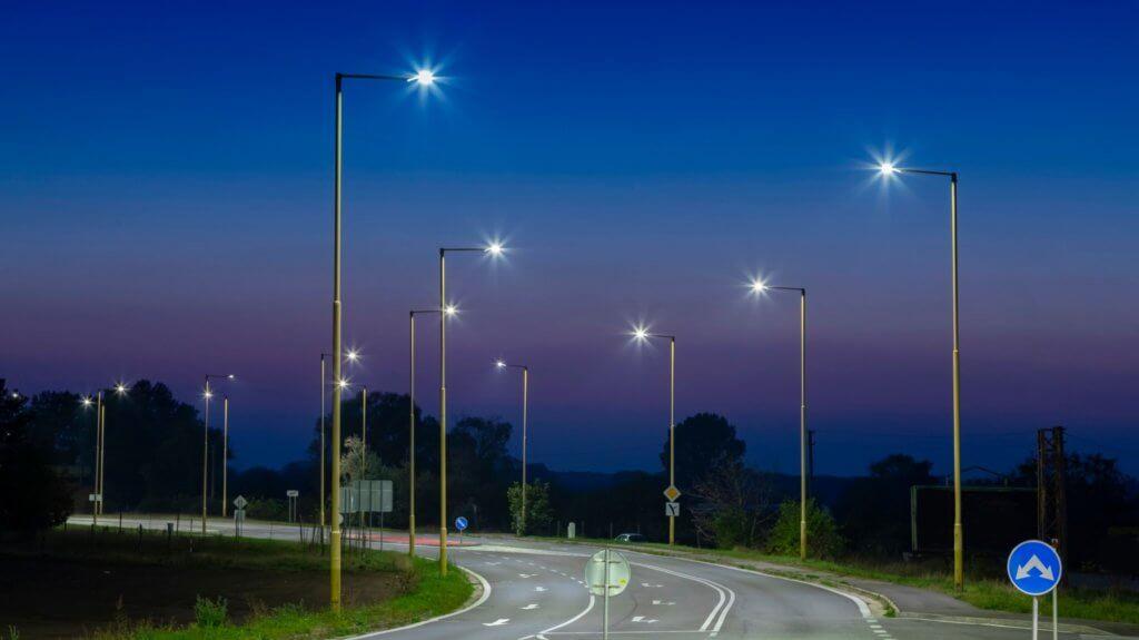 LED Street Lighting header