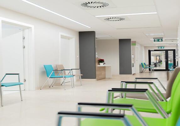 private clinic interior